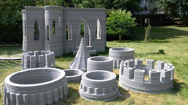 Technavio预测未来五年全球3D打印混凝土市场年复合增长率将超12%