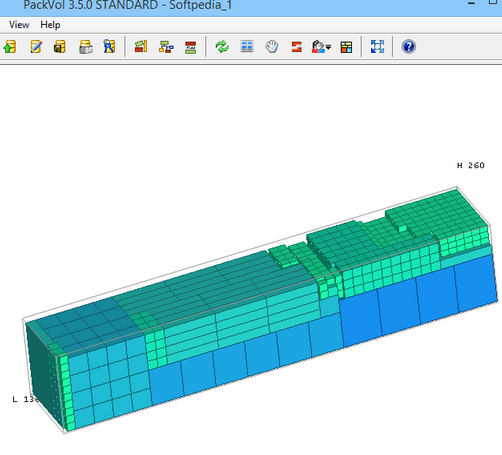 3D建模软件--PackVol STANDARD