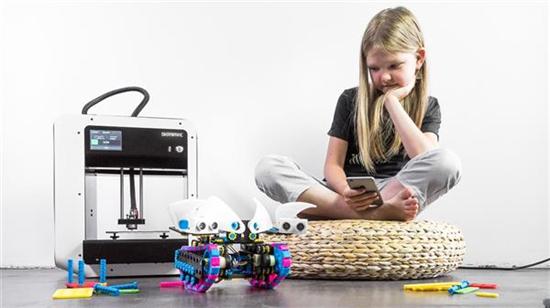 Skriware公司推出教育生态系统 教授3D打印技能