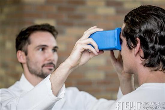研究人员开发出3D打印的智能手机工具 可帮助诊断脑震荡