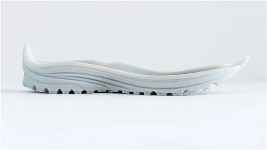 运动品牌Brooks使用亚洲通官网注册快速制作鞋款原型进行设计验证