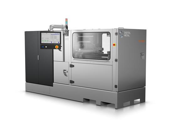 Digital Metal开始生产DM P2500粘合剂喷射金属3D打印机