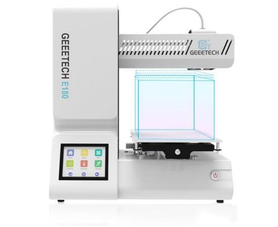 深圳Geeetech携迷你3D打印机E180登陆Kickstarter众筹