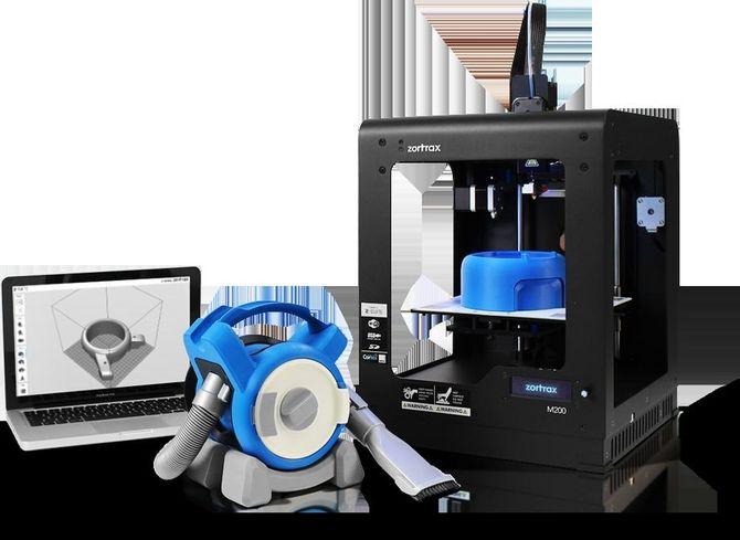 3D打印摘得2017中国温州创客大赛桂冠 百万大奖被分享