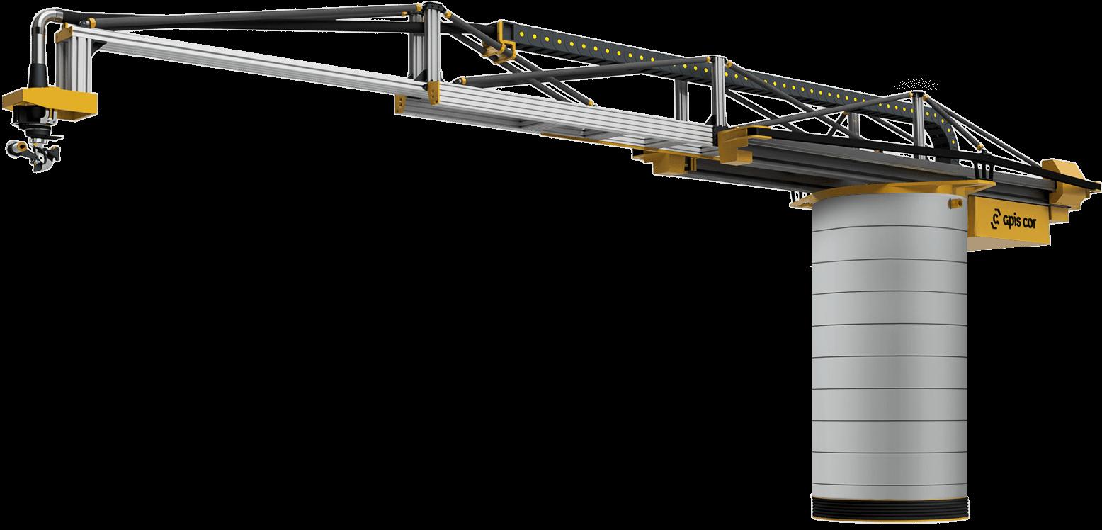 建筑3D打印公司Apis Cor获得600万美元的投资