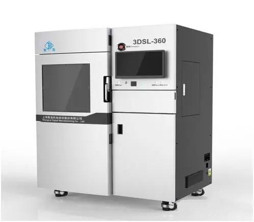 数造科技发布第二代光固化亚洲通,最高输出量400克/小时左右