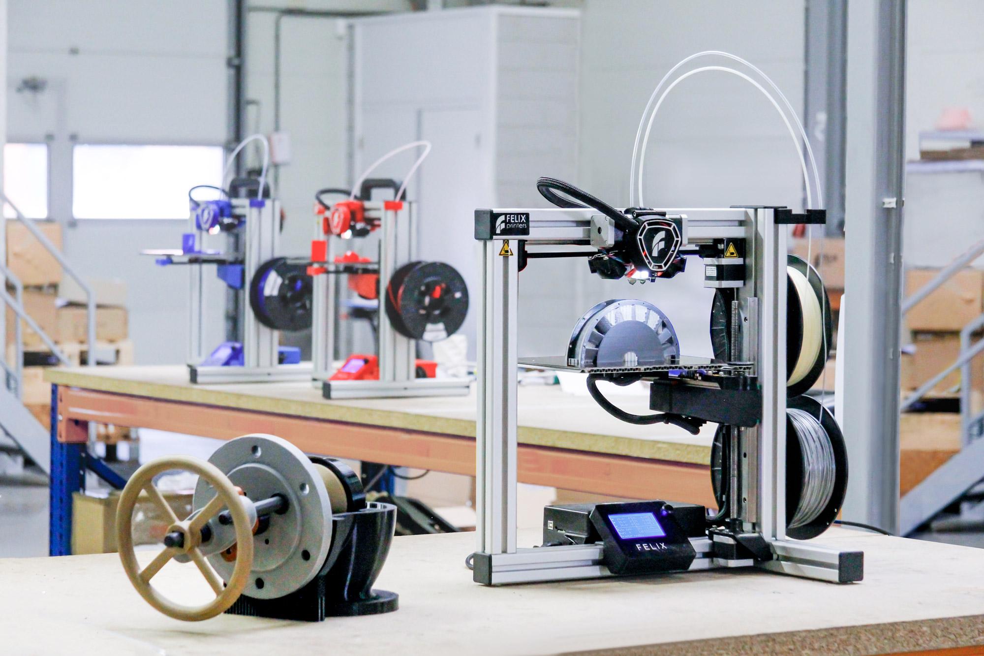 FELIXprinters将在TCT展会上展示新的桌面3D打印机FELIX Tec 4