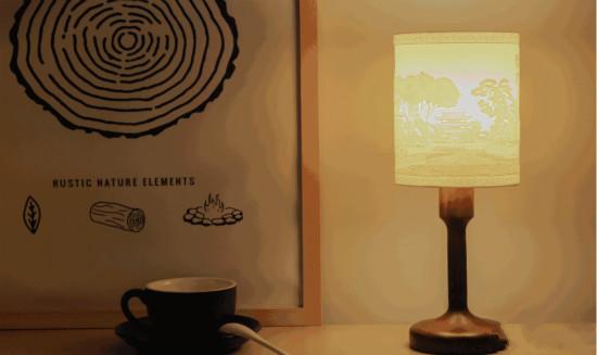 """中国国家博物馆携3D打印浮雕灯""""空降""""杭州文博会"""