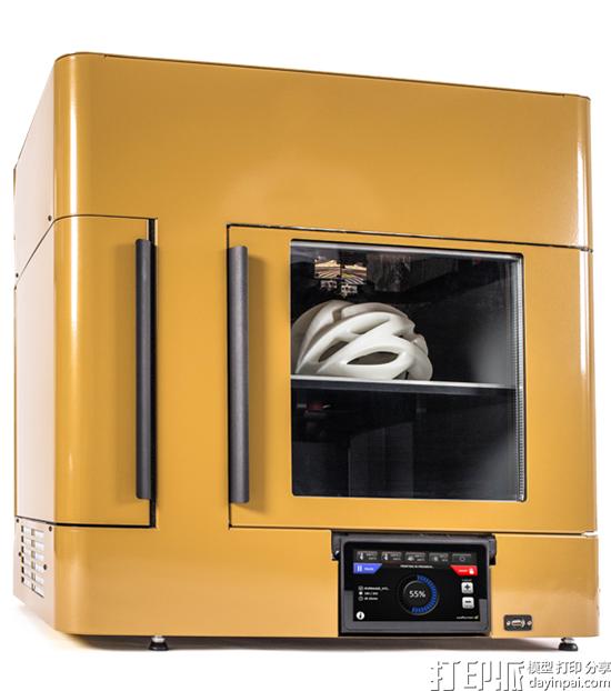 MiniFactory推出打印高温PEEK材料的桌面亚洲通Innovator 2
