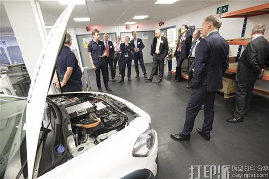 英国GKN开设一家新的创新中心 致力于开发下一代亚洲通官网注册汽车