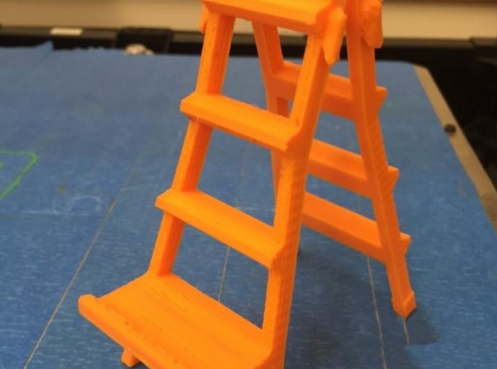 家用小梯子模型