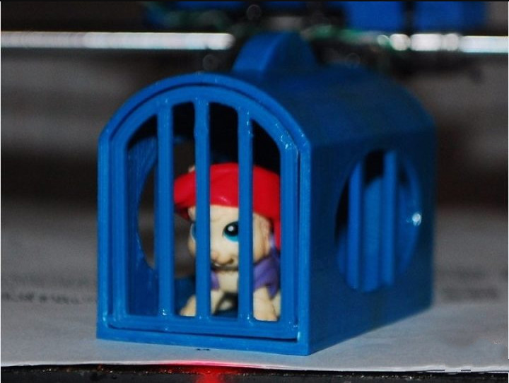 笼子3d模型