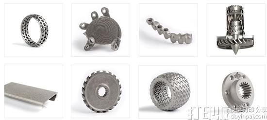 三种主流的金属3D打印技术优势及应用场景分析