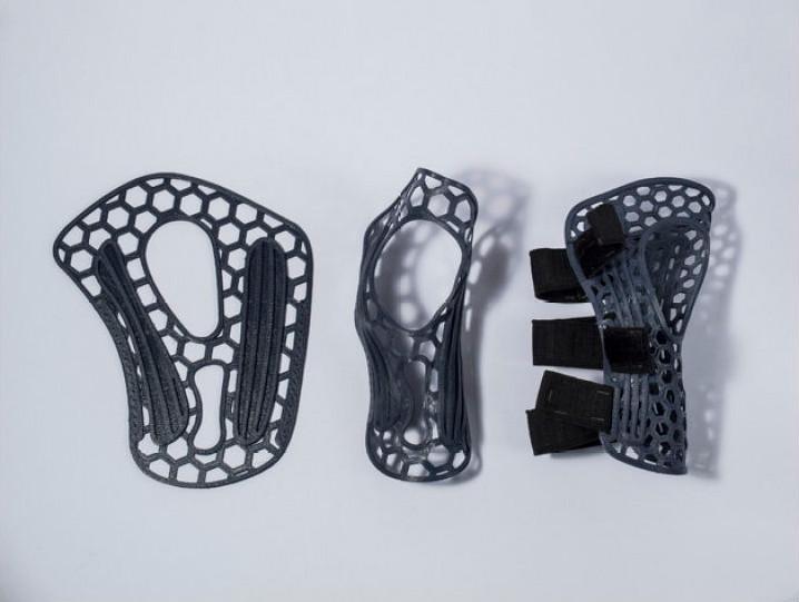 手腕护具3d模型
