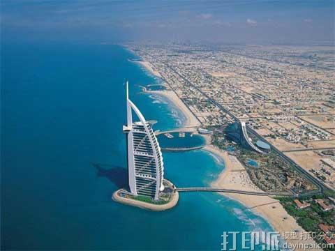 """土豪国迪拜提出""""3D打印战略"""",本土3D打印企业Henkel为工业制造开发新的解决方案"""