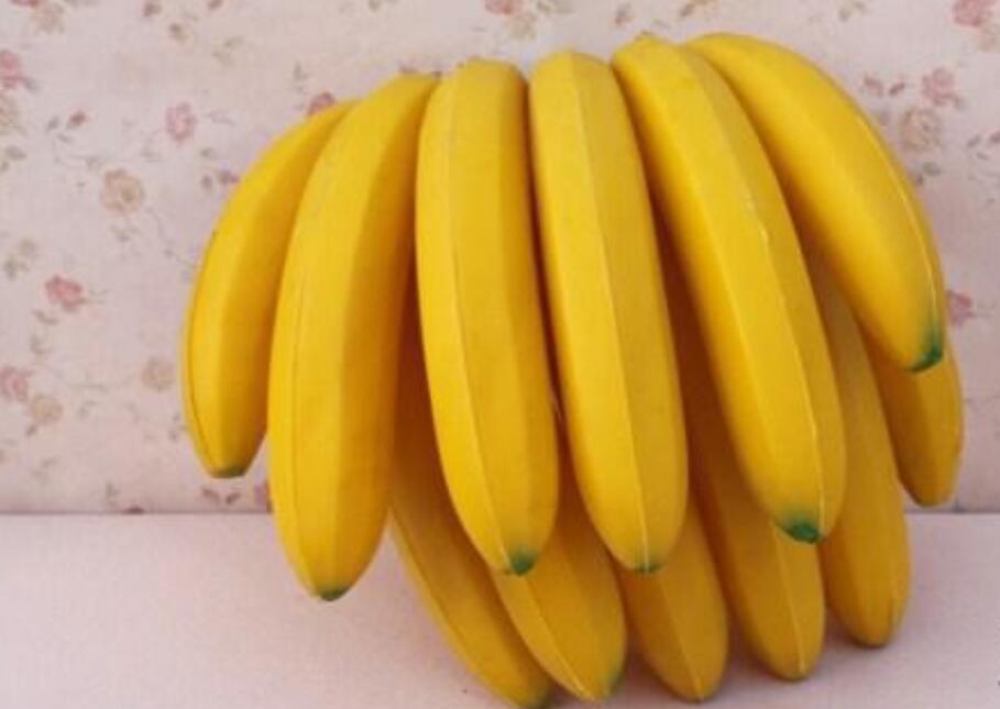 水果香蕉模型
