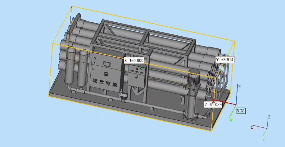 机械设备展品3D打印