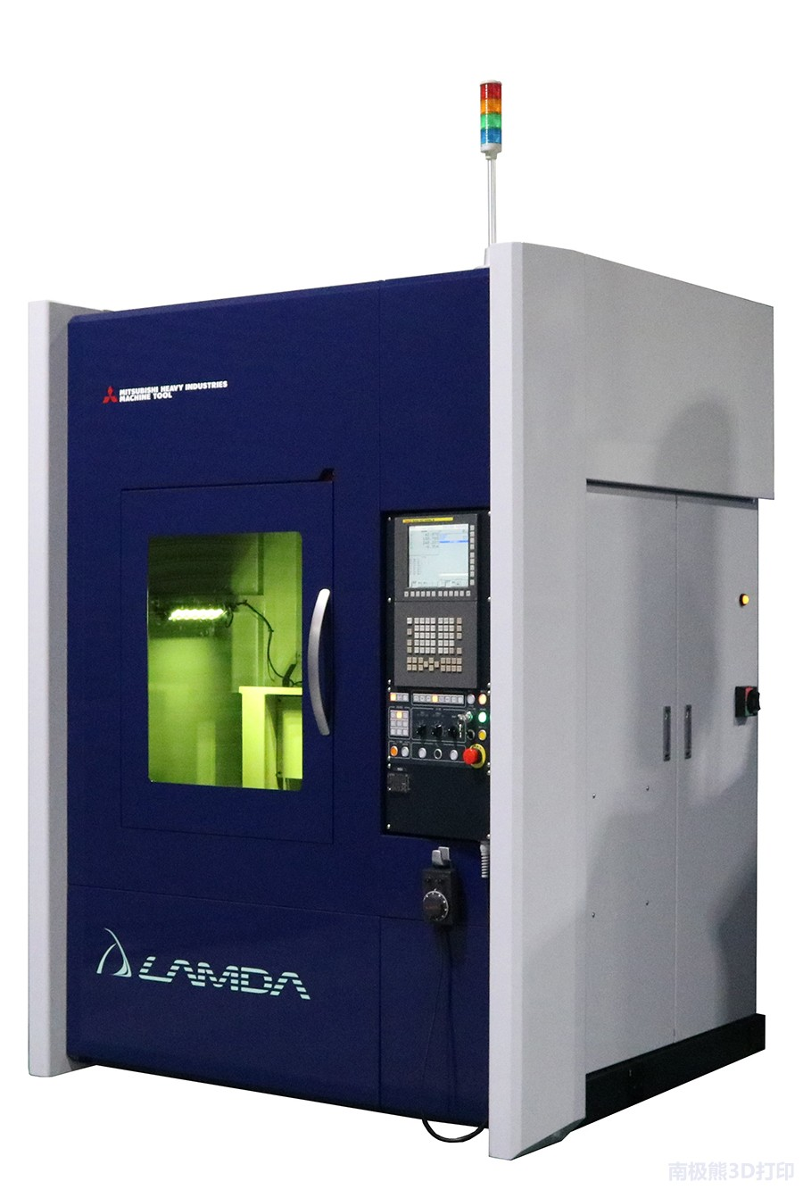 三菱重工推出商业化金属3D打印机 定向能量沉积技术